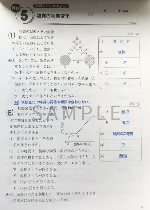 基礎のチェック_理科_2017_2